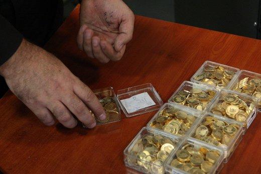 قیمت طلا و سکه در ۲۴ تیر