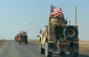 انفجار بمب در نزدیکی پایگاه نظامی آمریکا در شمال سوریه
