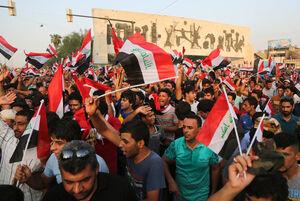 اعتراض شدید نمایندگان عراق به الکاظمی