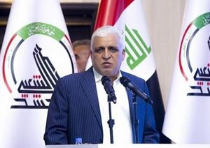 نخستوزیر عراق، رئیس حشدالشعبی را در سمت خود ابقا کرد