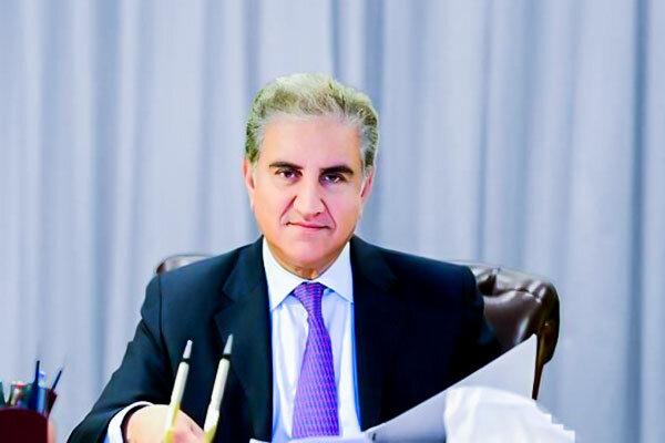 وزیرخارجه پاکستان به کرونا مبتلا شد