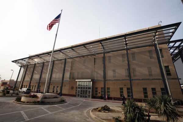 واکنش پارلمان عراق به آزمایش سامانه هوایی در سفارت آمریکا دربغداد