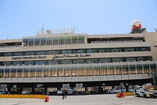 فرودگاه بغداد مورد حمله راکتی قرار گرفت