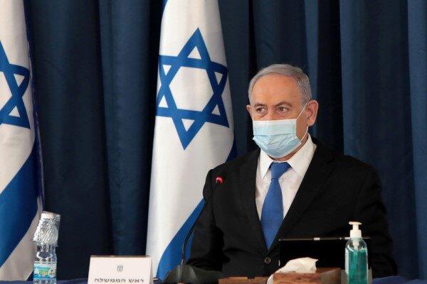 نتانیاهو نسبت به افزایش شمار مبتلایان به کرونا هشدار داد