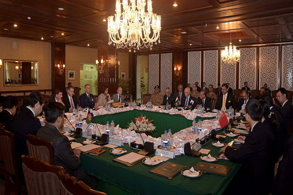 کابل امروز میزبان نشست بین المللی صلح است