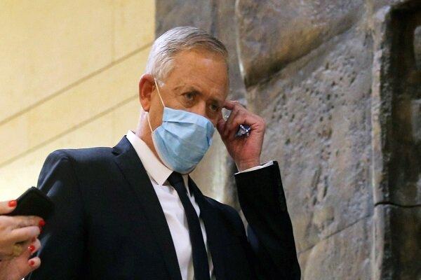 وزیر جنگ رژیم صهیونیستی به قرنطینه رفت