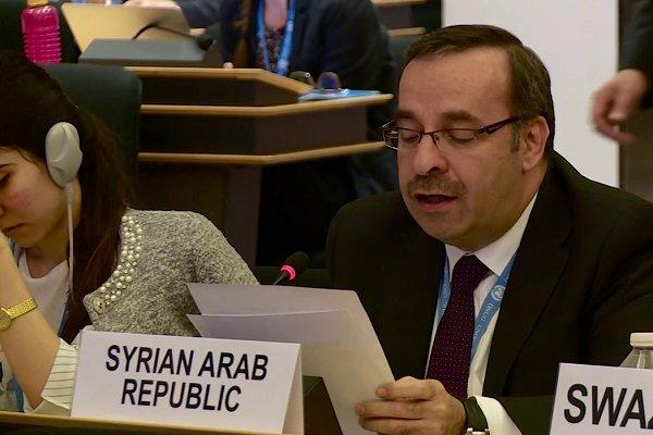 اقدامات آمریکا و رژیم صهیونیستی امنیت بین المللی را تهدید می کند