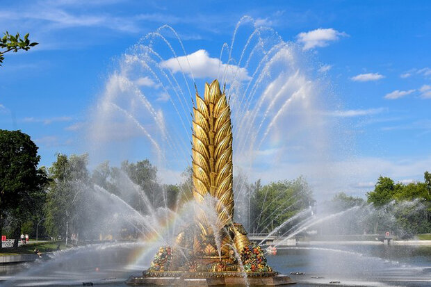 ذخایر طلای روسیه ۲.۷ میلیارد دلار افزایش یافت