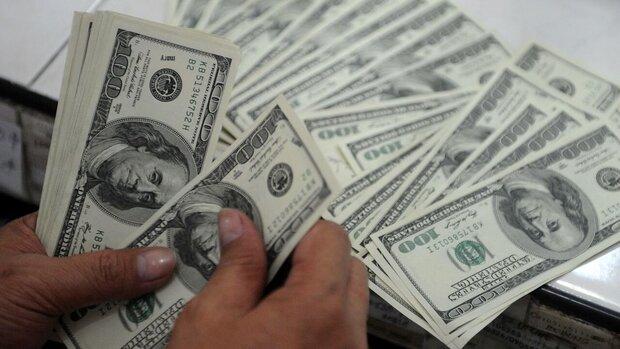 قیمت دلار ۲۲ تیرماه ۱۳۹۹ به ۲۲ هزار و ۵۵۰ تومان رسید