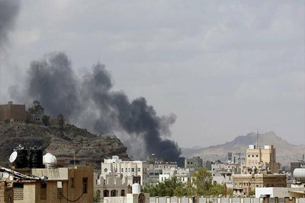 جنگندههای متجاوز سعودی آتشبس ادعایی خود در یمن را نقض کردند
