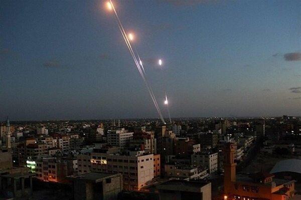 اهداف استراتژیک اسرائیل در معرض موشکهای مقاومت قرار دارد