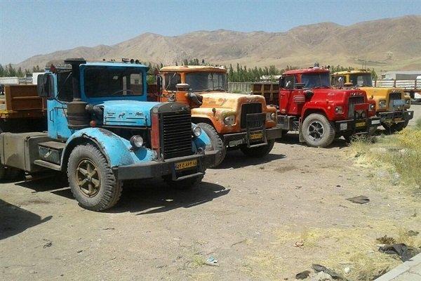 نوسازی کامیونهای فرسوده؛ طرحی که شروع نشده، متوقف شد