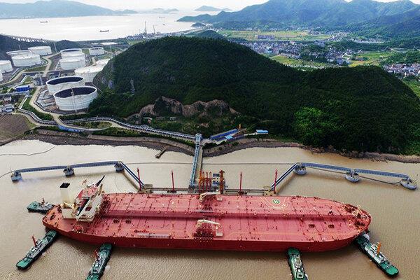 خریدهای انرژی چین از آمریکا کمتر از توافق تجاری خواهد شد