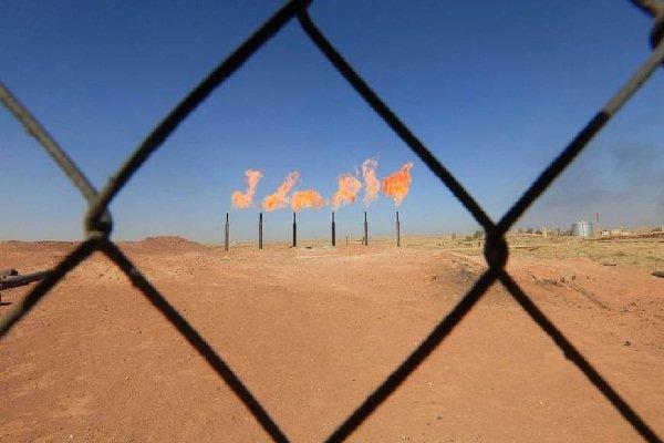 تولید نفت عراق فقط ۹ درصد کاهش یافت