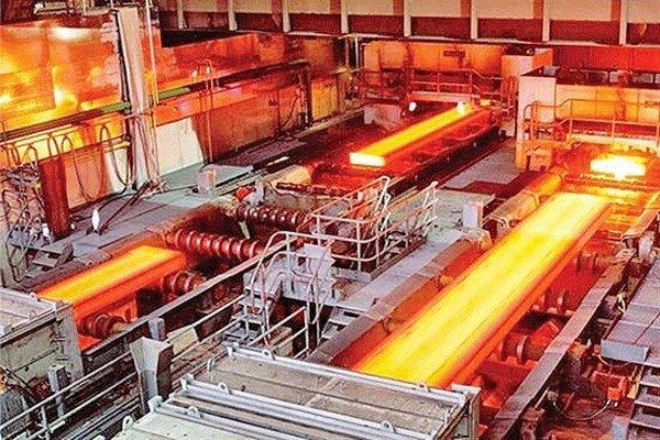 تولید ۵۵ میلیون تن فولاد در کشور هدف گذاری شده است