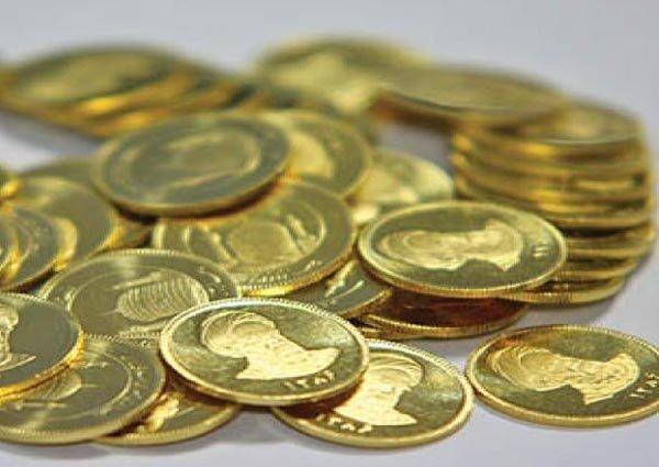 قیمت سکه به ۹ میلیون و ۵۵۰ هزارتومان رسید