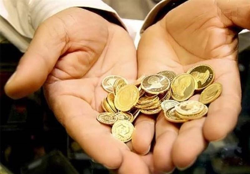 تقاضای برای خرید سکه کم شد