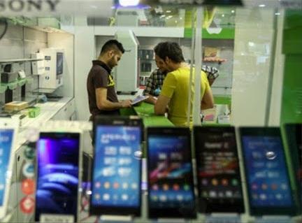 افزایش ۲۰ برابری شرکتهای دارای مجوز واردات گوشی