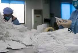 افزایش ظرفیت روزانه تولید ماسک به ۶.۵ میلیون عدد