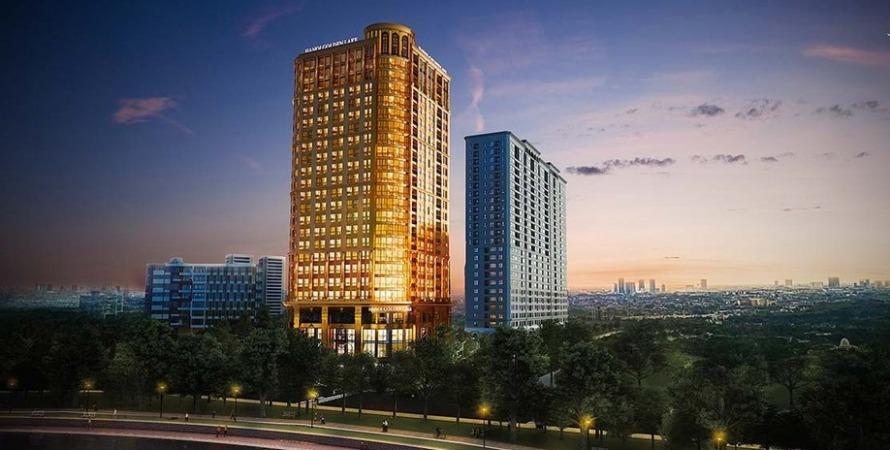 افتتاح نخستین هتل طلایی در جهان + عکس