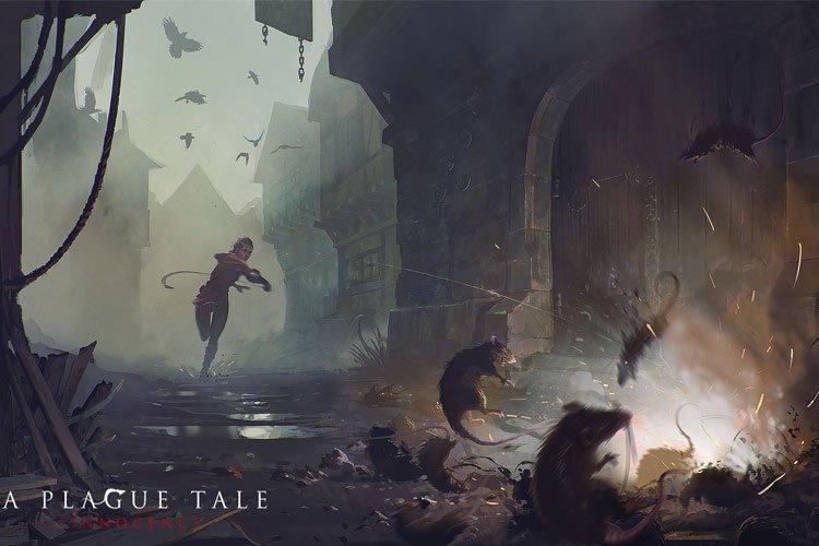 بازی A Plague Tale: Innocence بیش از یک میلیون نسخه فروش داشته است