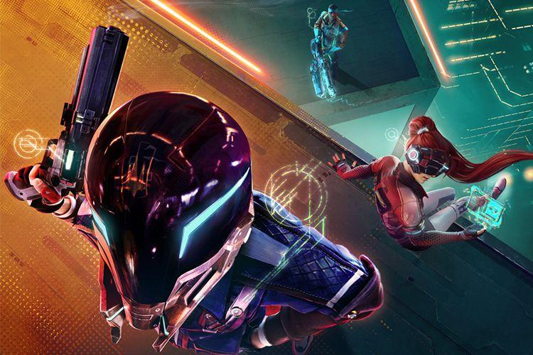 بازی جدید بتل رویال Hyper Scape به صورت رسمی معرفی شد