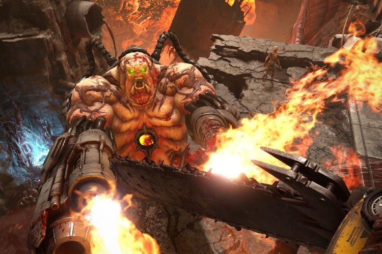 تاریخ انتشار بازی Doom Eternal روی کنسول سوییچ بهزودی اعلام میشود