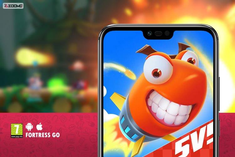 معرفی بازی موبایل Fortress Go؛ نبردی هیجان انگیز