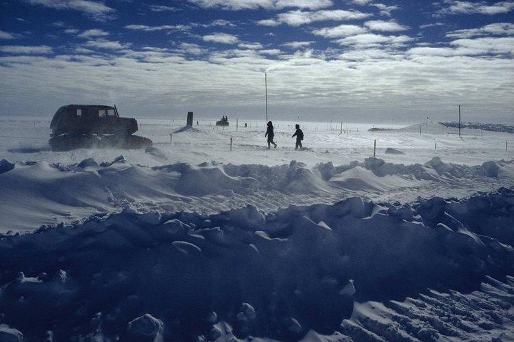 قطب جنوب سریعتر از مناطق دیگر جهان در حال گرمشدن است