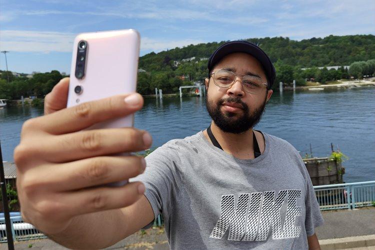 دوربین سلفی می 10 پرو امتیاز ۸۳ را از DxOMark کسب کرد