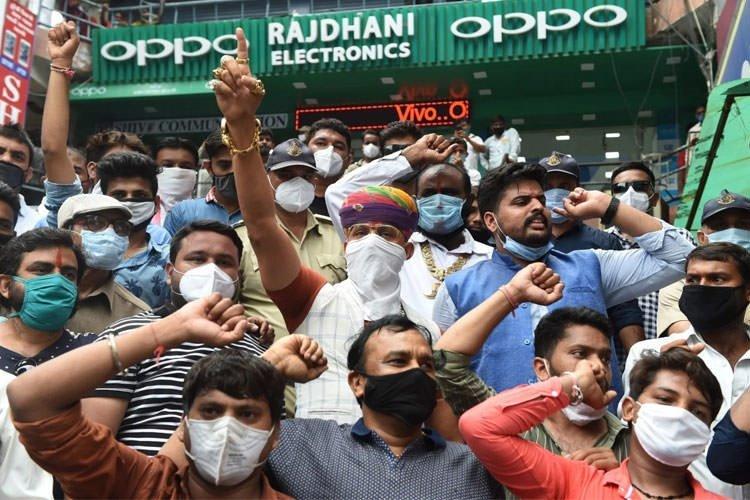 چرا هند اپلیکیشنها و فناوریهای چینی را تحریم میکند؟