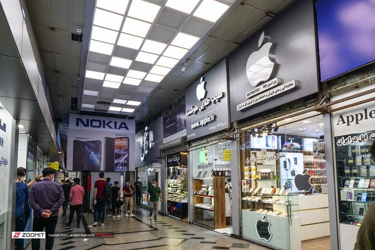 التهاب قیمت در بازار گوشی هوشمند همچنان ادامه دارد