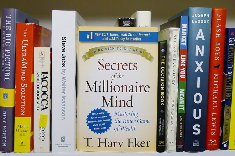 معرفی کتاب «اسرار ذهن میلیونر» کتابی برای اندیشیدن به سبک میلیونرها