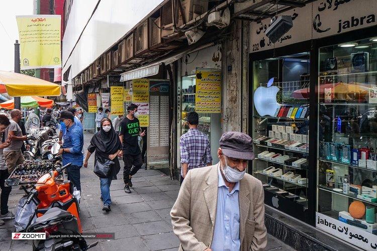 انجمن واردکنندگان موبایل: بانک مرکزی توان تأمین ارز برای واردات موبایل بالای ۳۰۰ یورو را ندارد