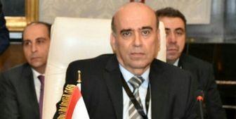 «شربل وهبه» به عنوان وزیر خارجه جدید لبنان منصوب شد
