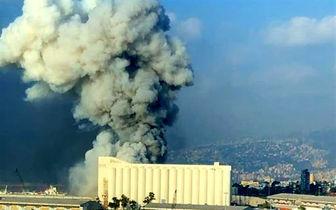 مقایسه قدرت انفجار بیروت با انفجار هیروشیما