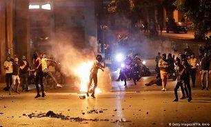انگشت اتهام به سوی حزب الله لبنان در واقعه انفجار در بیروت!