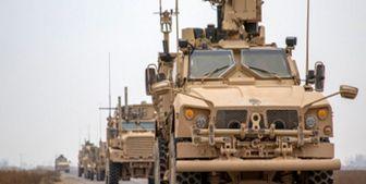 حمله جدید کاروان ائتلاف آمریکایی در عراق