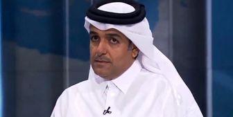 بیانیه ضد ایرانی دبیرکل شورای همکاری خلیج فارس و واکنش  مقام قطری
