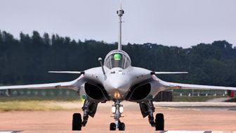 اعزام جنگندههای رافال فرانسه به مدیترانه