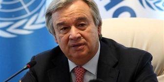 استقبال دبیر کل سازمان ملل از توافق امارات و رژیم صهیونیستی