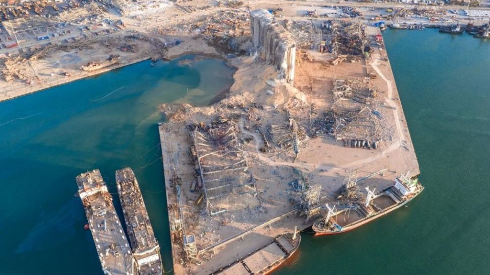 وجود تونل مشکوک در زیر بندر بیروت تکذیب شد
