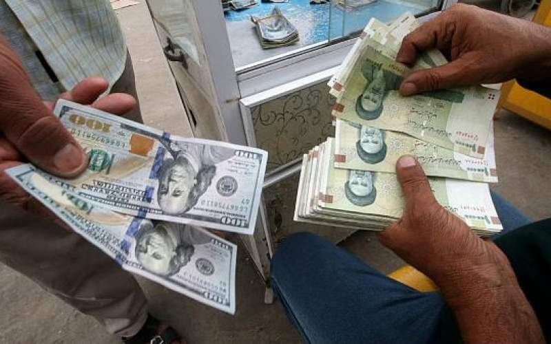 تجارت پرسود ریال ایران و دلار آمریکا  در عراق
