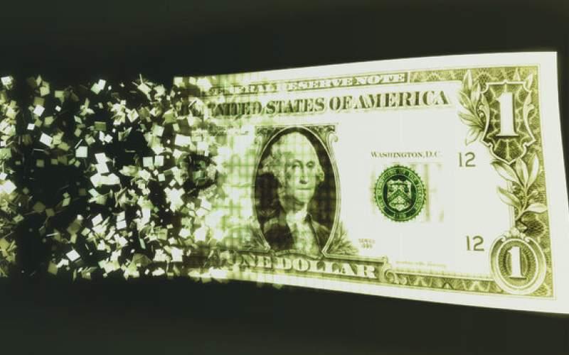 ادامه روند نزولی  قیمت دلار