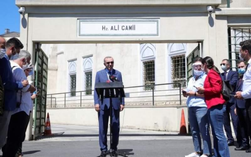 ترکیه میخواهد روابطش را با امارات تعلیق کند، اما خودش با اسراییل رابطه دارد!