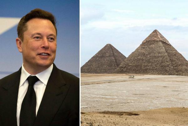 واکنش مصر به ادعای تازه ایلان ماسک در مورد مشارکت فضاییها در ساخت اهرام ثلاثه