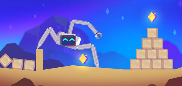 معرفی بازی Robotics؛ رباتها، سرگرمکنندهتر از گربهها