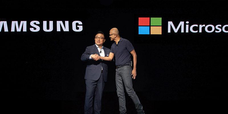 چرا سامسونگ و مایکروسافت حالا بیشتر از هر زمانی به یکدیگر نیاز دارند؟