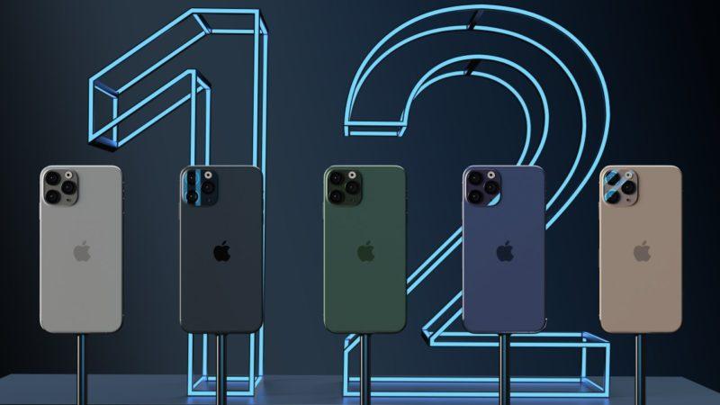 تاریخ معرفی و عرضه گوشیهای سری آیفون ۱۲ اپل افشا شد