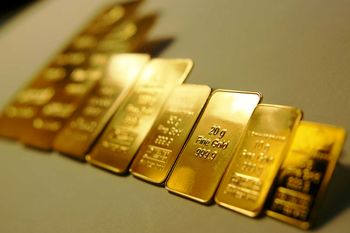 فرود طلا از اوج